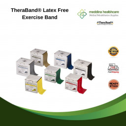 TheraBand® Latex Free...
