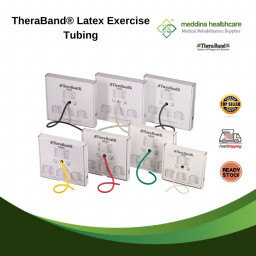 TheraBand® Latex Exercise...