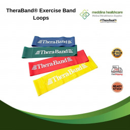TheraBand® Exercise Band Loops