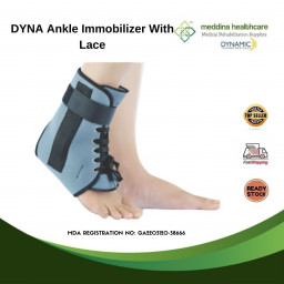 DYNA Ankle Immobilizer With...