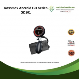 Rossmax Aneroid GD Series...