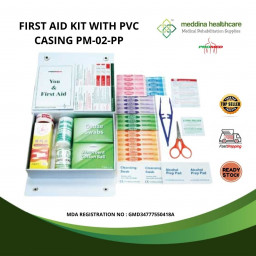 Promed First Aid Kit with...
