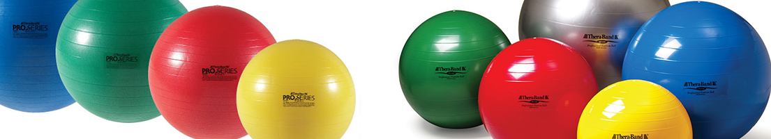 Inflatable Ball Exercise