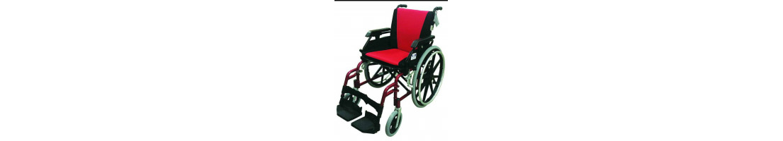 Lightweight QR Wheelchair